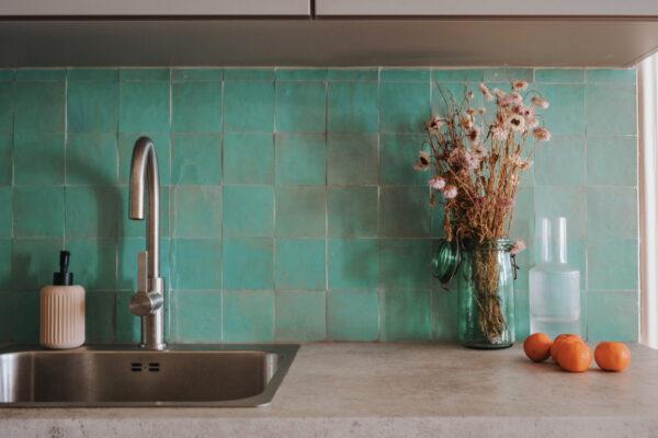 Cuisine d'archi #01 : La petite cuisine d'appartement de Marielle Boyer